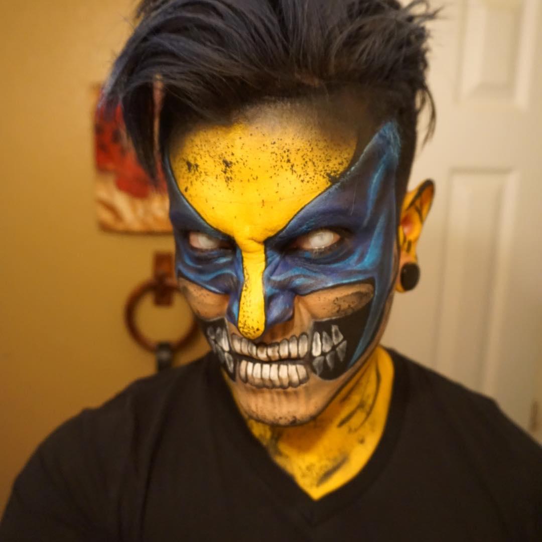 Argenis maquillador 9