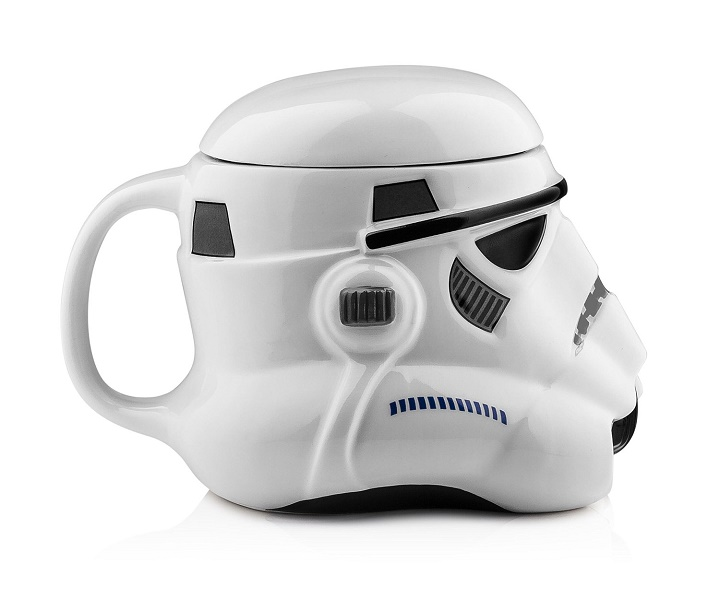 Stormtrooper Helmet taza2