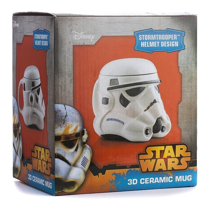 Stormtrooper Helmet taza3