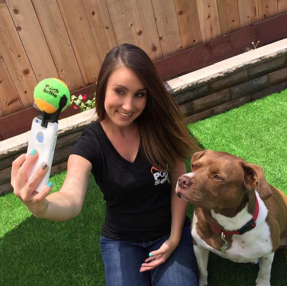accesorio perro selfies 3