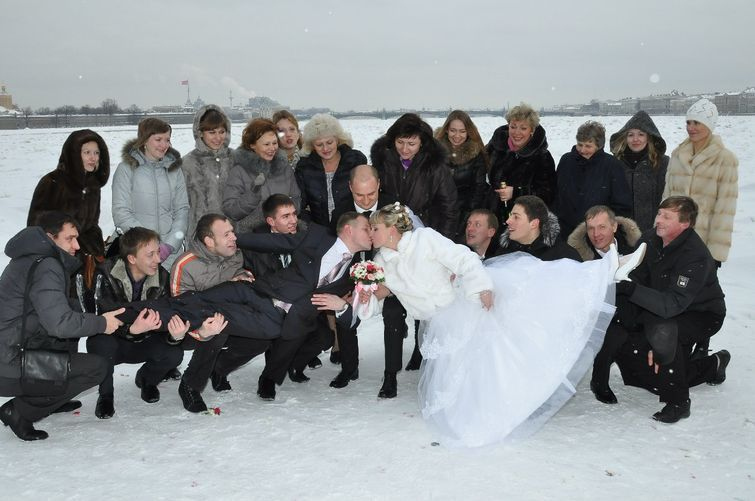 bodas en rusia 2