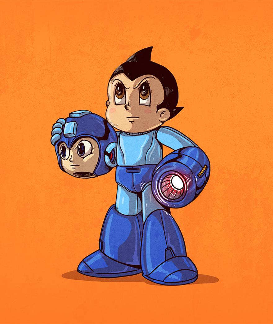 ilustraciones personajes 14