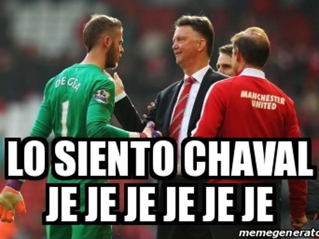 memes De Gea 1