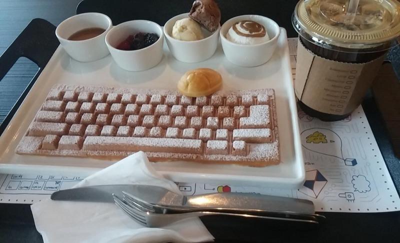 teclado de gofre 3