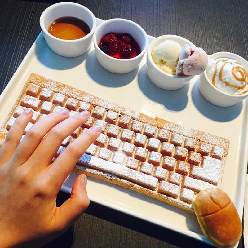 teclado de gofre 4