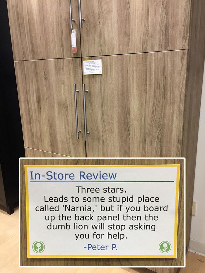 trolleando a IKEA 7