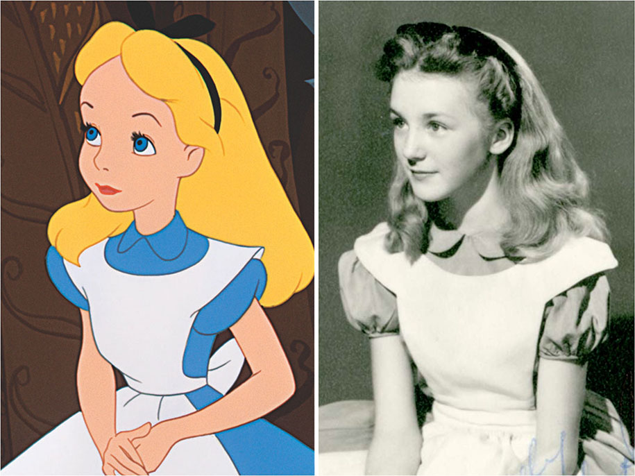 Kathryn Beaumont Alicia 6
