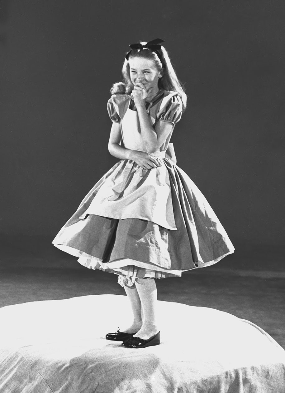Kathryn Beaumont Alicia 7