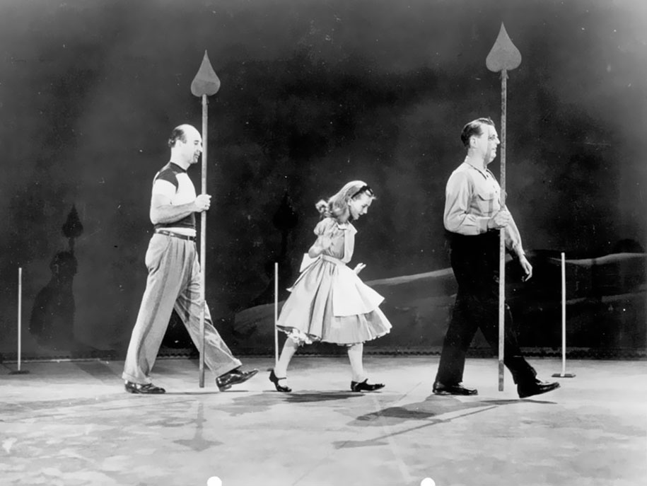 Kathryn Beaumont Alicia 9