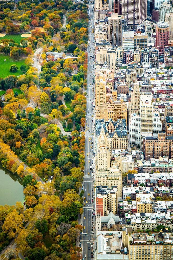 ciudad Central Park