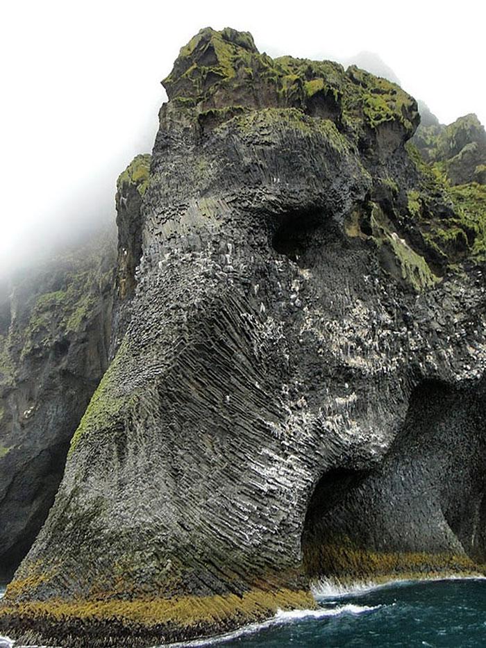 enorme elefante en Islandia 1