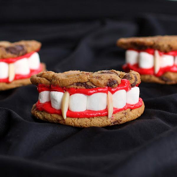 galletas Dracula