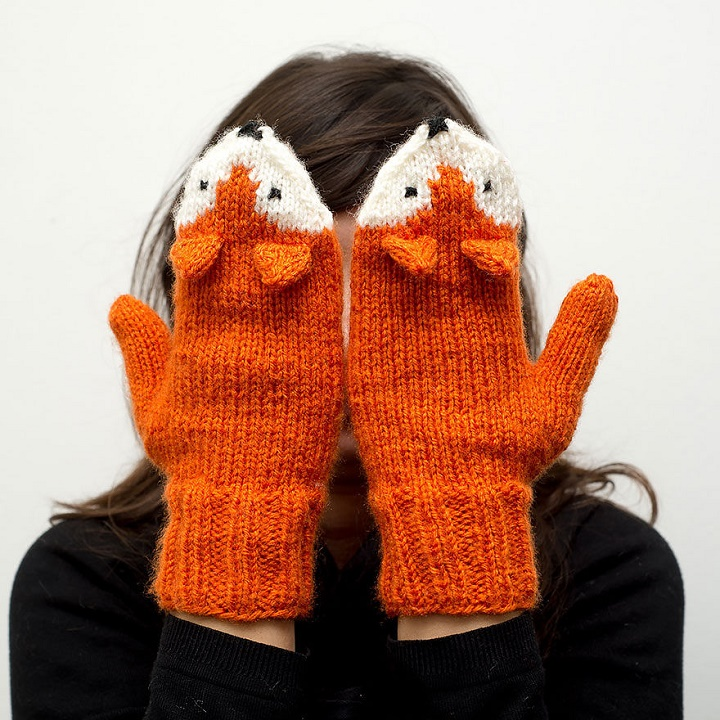 guantes de zorro