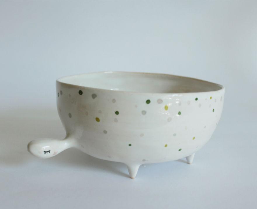 tazas de ceramica animales 7