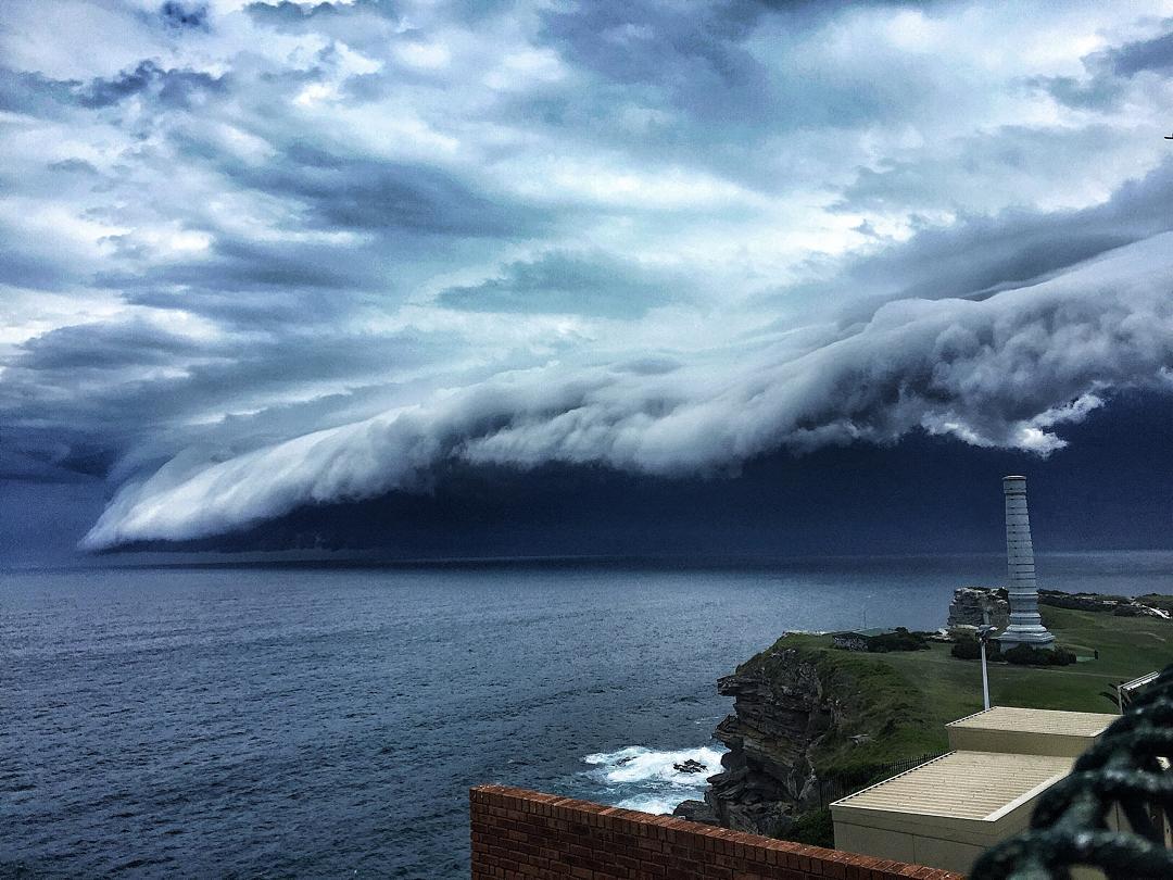 Tsunami de nubes 2