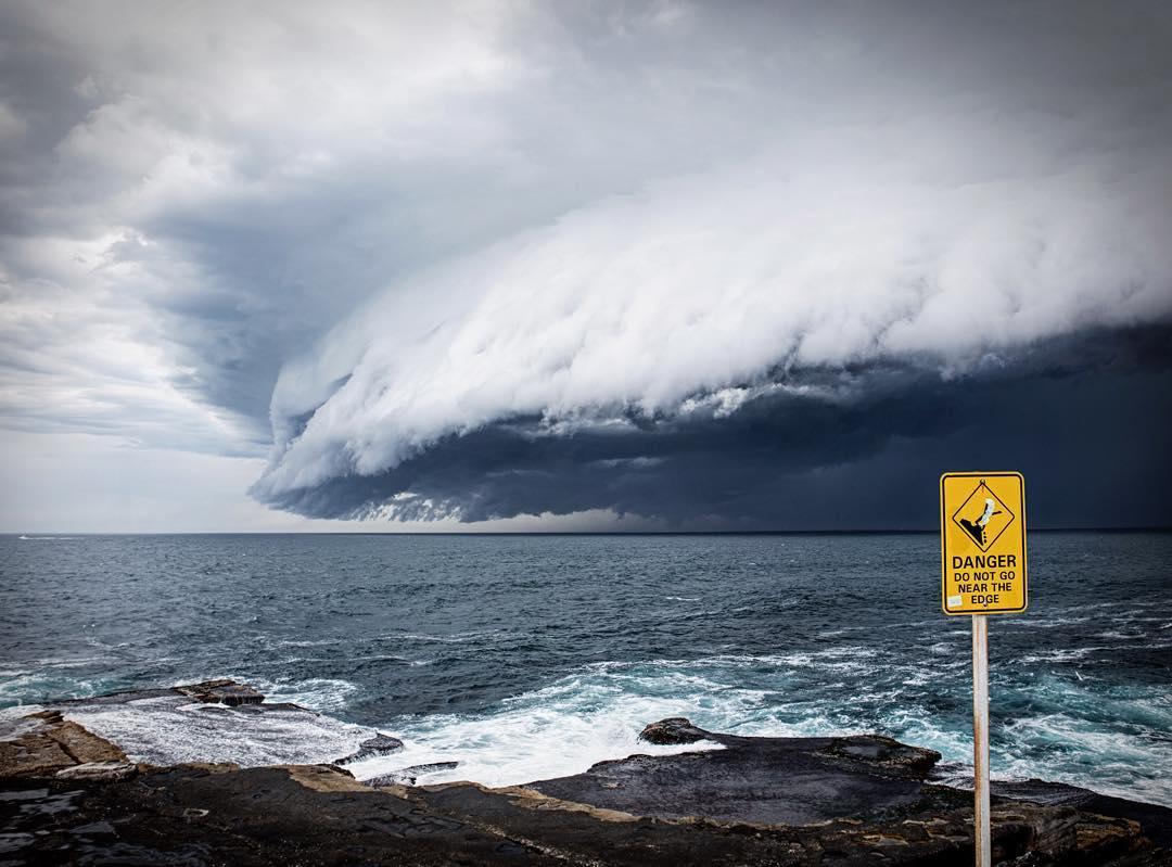 Tsunami de nubes 3