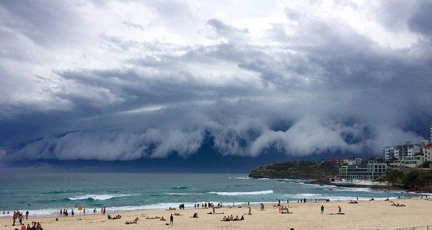 Tsunami de nubes 4