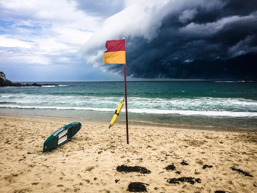 Tsunami de nubes 6