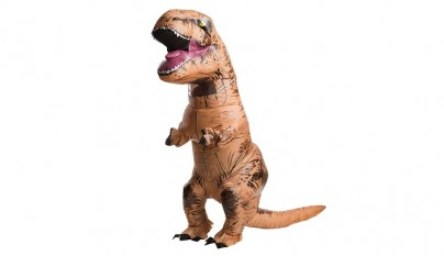 Tyrannosaurus rex disfraz