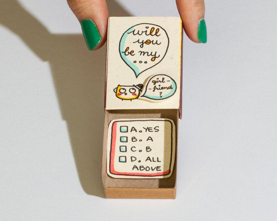 cajitas mensaje 9