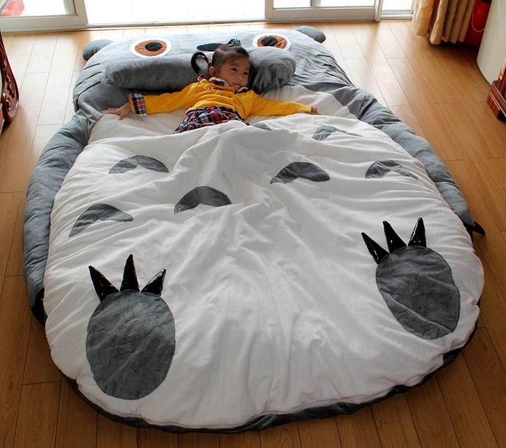 cama de Totoro
