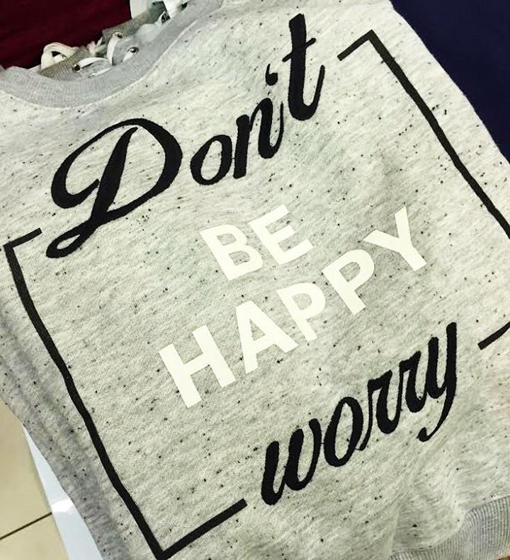 camiseta poco afortunada
