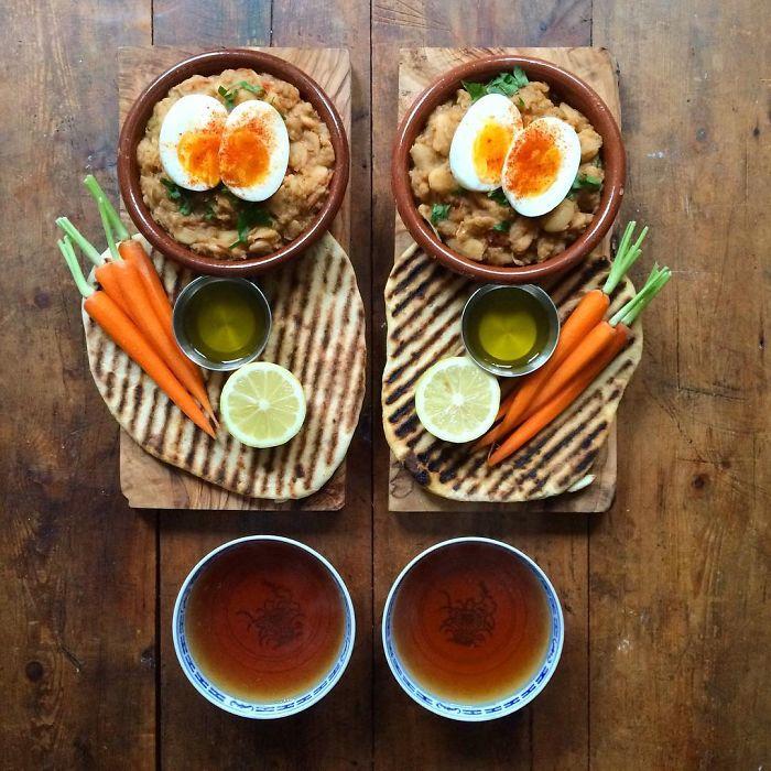 desayunos simetricos por amor 13