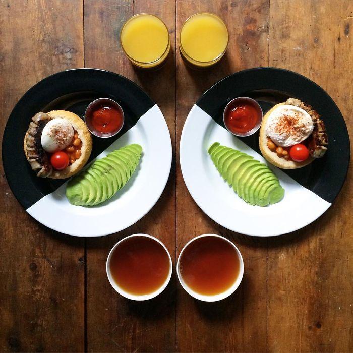 desayunos simetricos por amor 14