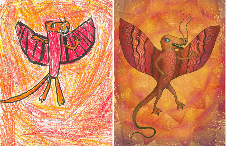 dibujos nenes 20