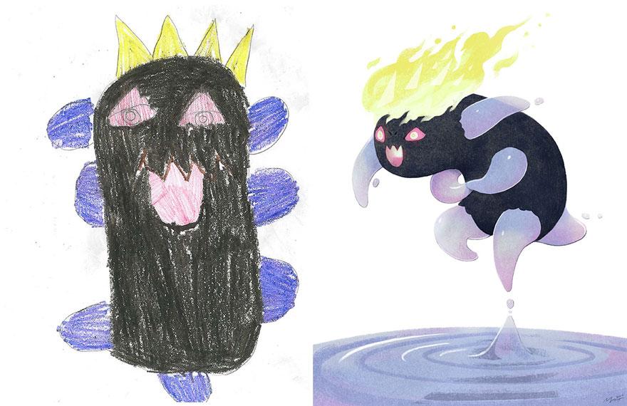 dibujos nenes 9