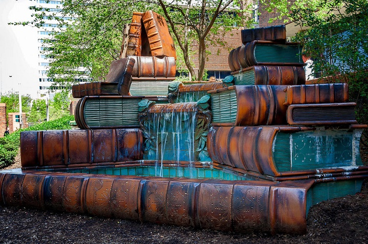 fuente biblioteca de Cincinnati
