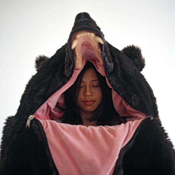 oso dormir 1