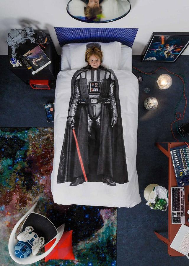 ropa de cama star wars 1