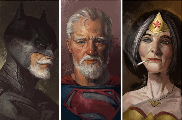 superheroes viejos 1