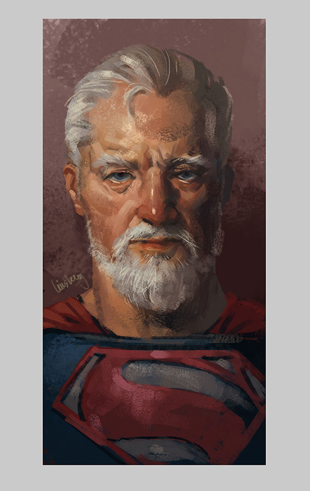 superheroes viejos 3