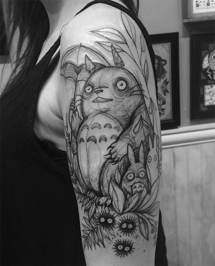 tatuajes como dibujos 1