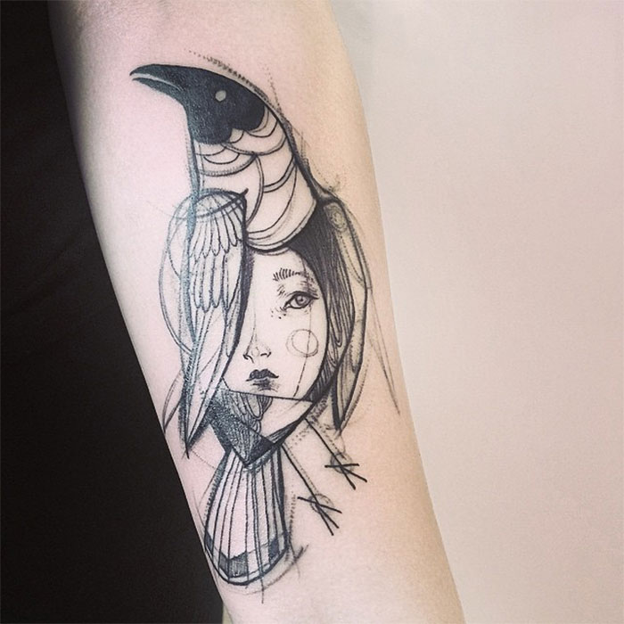 tatuajes como dibujos 11