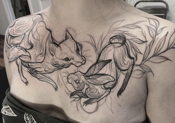 tatuajes como dibujos 2