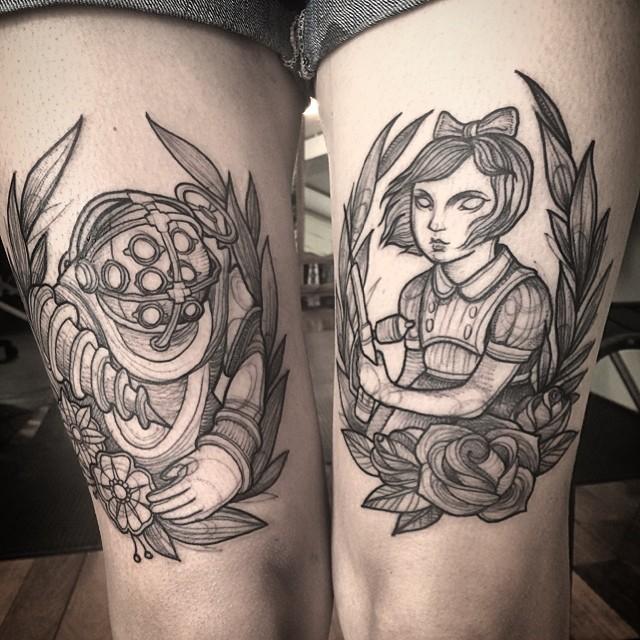 tatuajes como dibujos 4