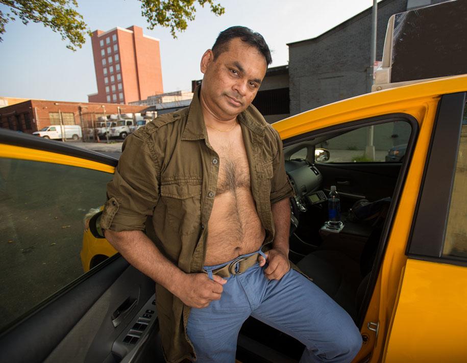 taxistas nueva york 11
