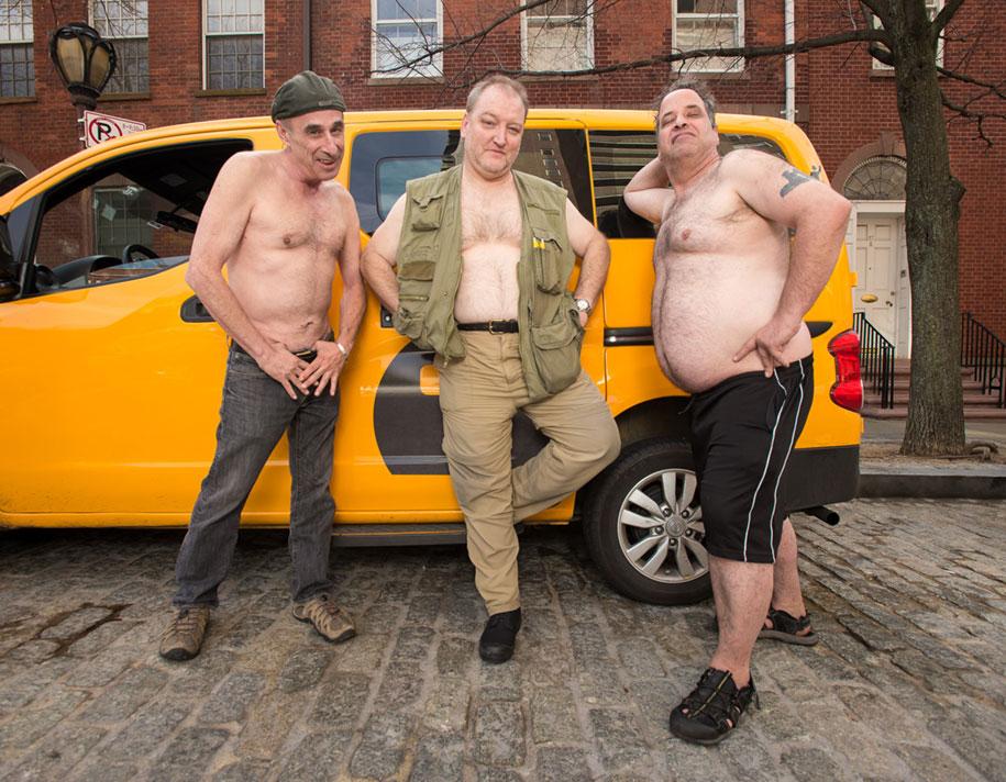 taxistas nueva york 2