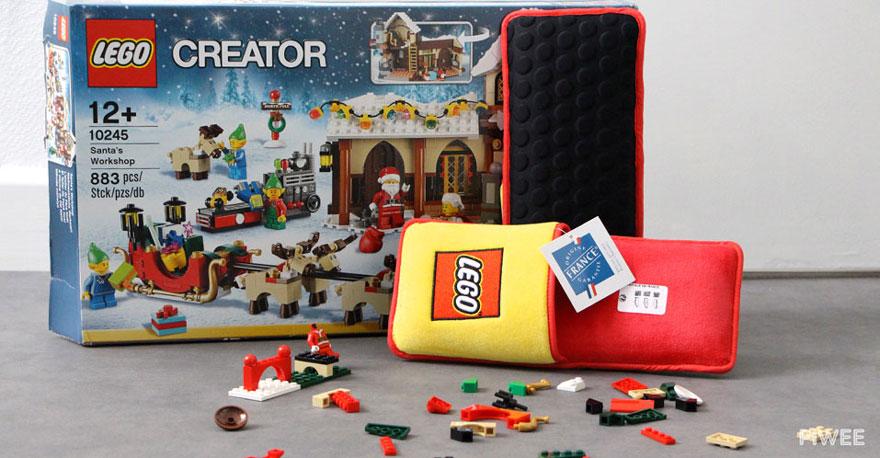 zapatillas LEGO para estar por casa 5
