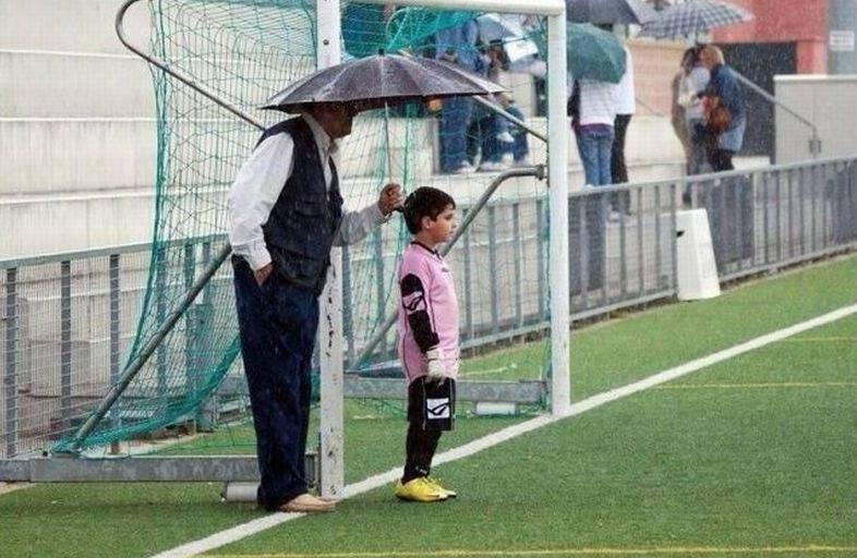 abuelo protector