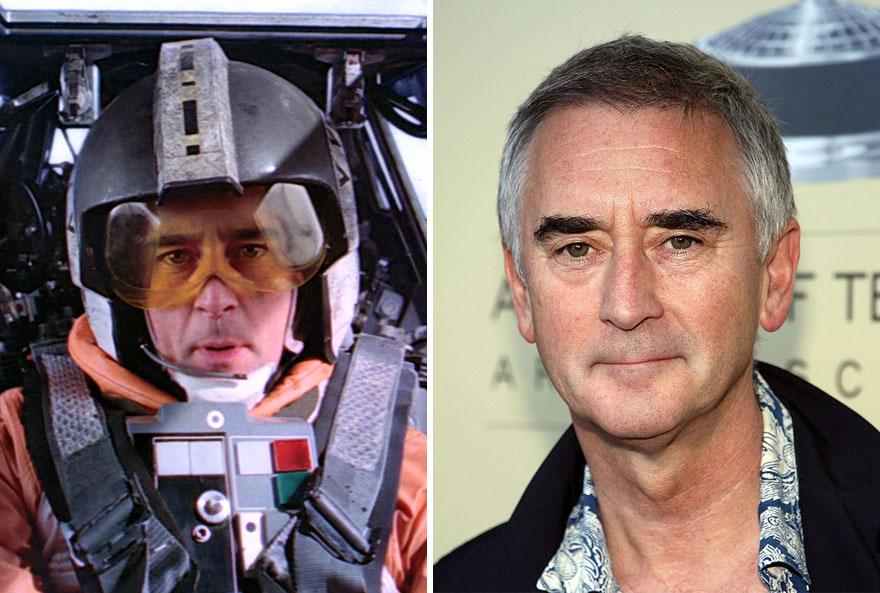 antes y ahora Star Wars 13