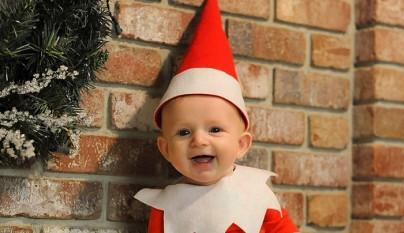 bebe convertido en elfo 2