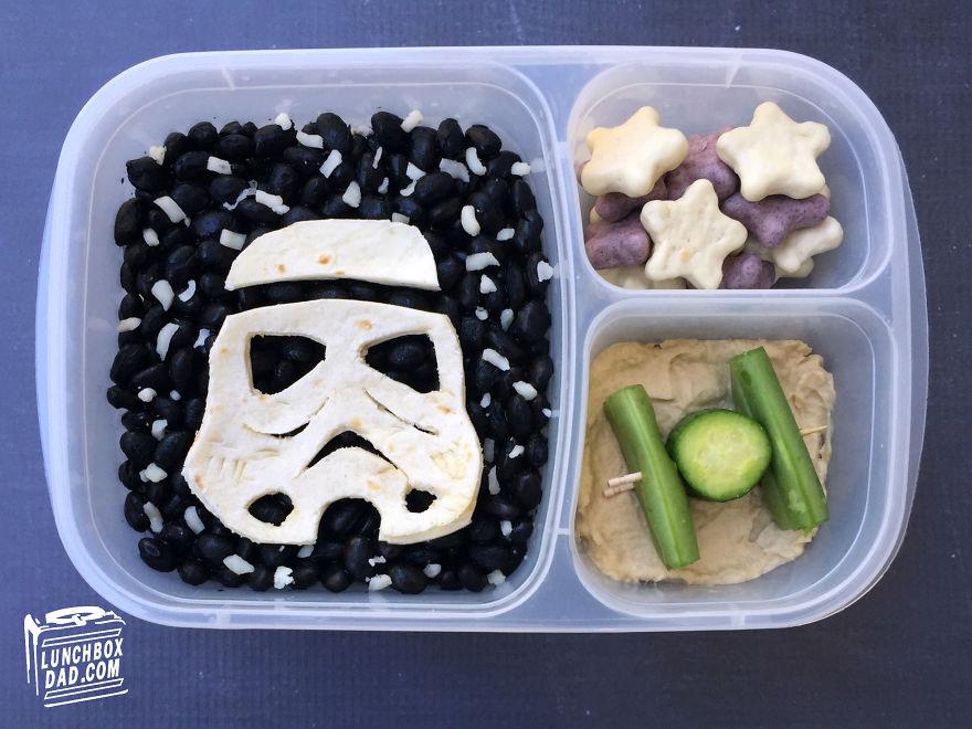 desayunos Star Wars 1