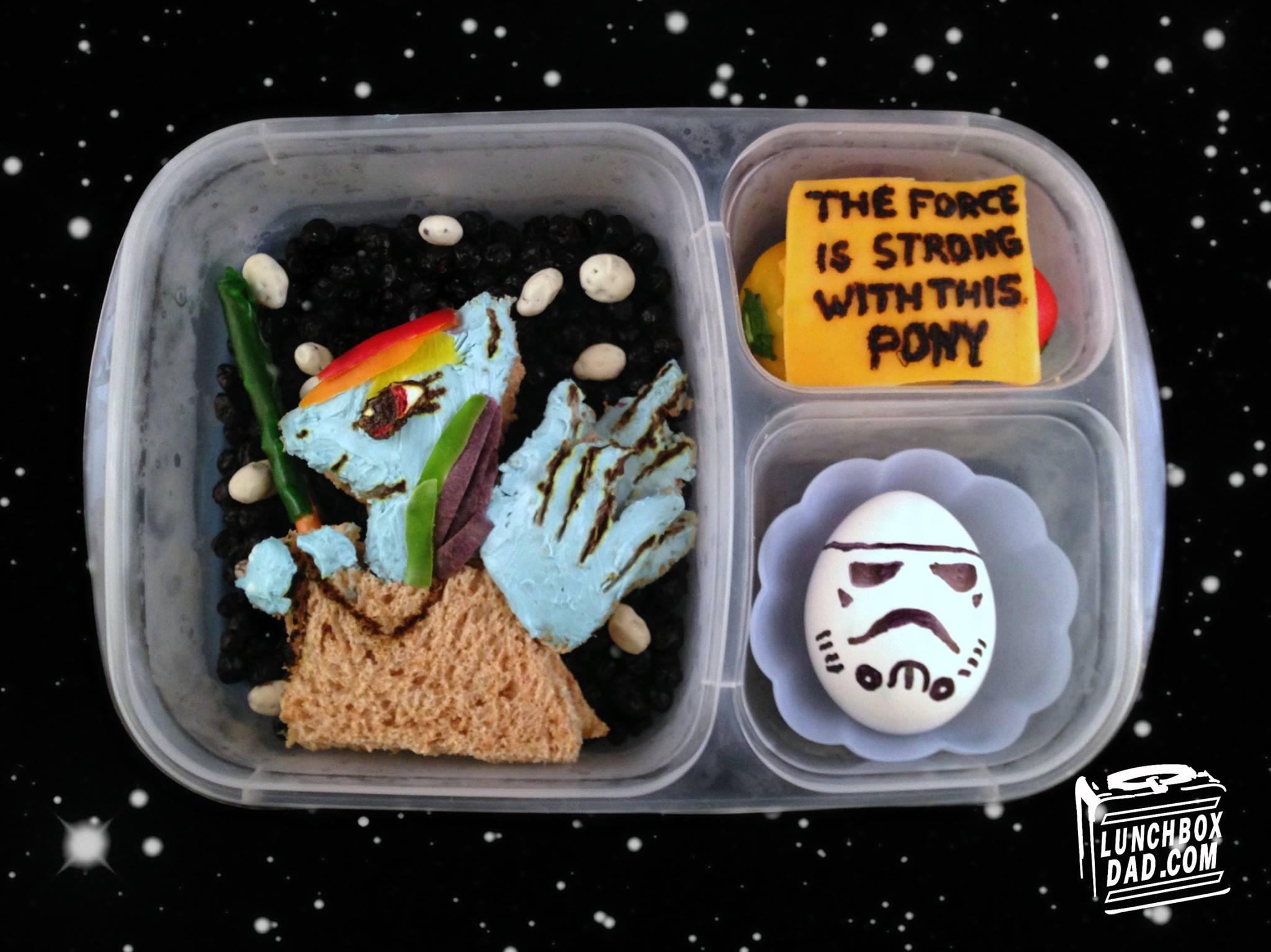 desayunos Star Wars 4