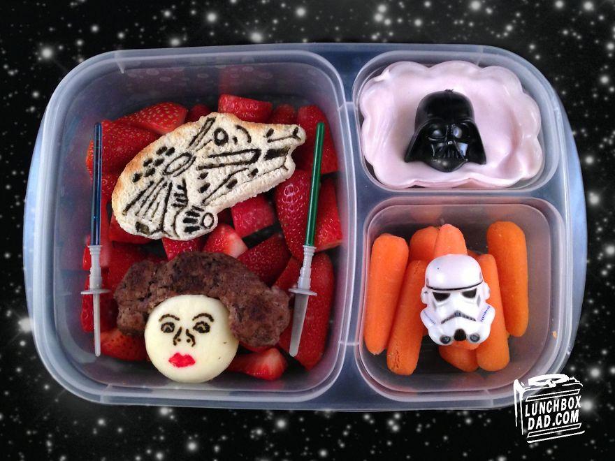 desayunos Star Wars 5