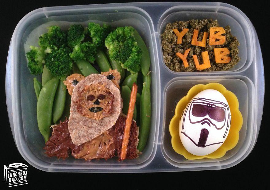 desayunos Star Wars 6