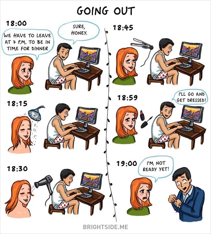 diferencias hombre y mujer 10